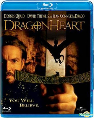 DragonHeart 1996 Dual Audio [Hindi Eng] BRRip 480p 300mb